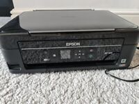 Epson Printer, scanner and copier with LCD screen, Wi-Fi , mobile printing and email print