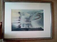 Tyne Bridge mist by Royal Francis Kirton. Date of release 1/4/2012