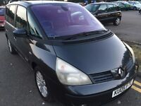 NOISE AT ENGINE, Starts and drives well, Service history, 1 year MoT, 7 seaters, 2 Keys