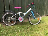 Childs bicycle for sale, BTWIN Mistigeil - suit 6-9 year old