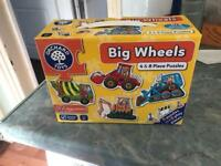 Orchard toys puzzle