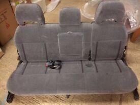 Rear seat for Mitsubishi delica l300