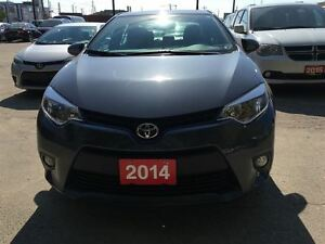 2014 Toyota Corolla LE/NAVIGATION/LEATHER/LOW, LOW KMS! Kitchener / Waterloo Kitchener Area image 8