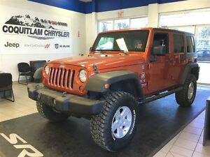 2009 Jeep WRANGLER UNLIMITED AC CD