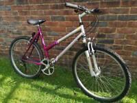 Ladies Claude butler mountain bike