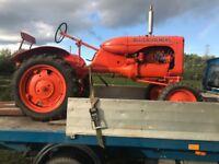 Allis Chalmers Model B Tractor