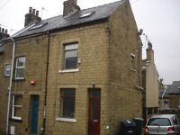 To let is a two bedroom through terrace property situated in the popular area of Saltaire.
