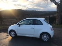 Fiat 500 POP 2015, one lady owner, cheap insurance, good MPG