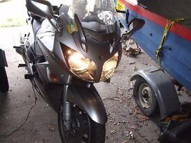 Fantastic Yamaha FJR for sale