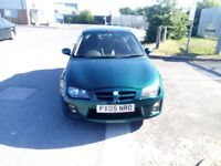 Mg ZR diesel tdi (focus golf ibiza civic leon bmw audi)