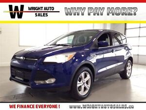 2014 Ford Escape SE| 4WD| ECO BOOST| BACKUP CAM| SYNC| 123,555KM