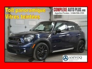 2015 Mini Cooper Countryman S ALL4 AWD *Cuir,Toit panoramique