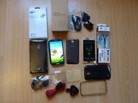 SAMSUNG GALAXY S4 16GB -Full UK MAPS GPS UNLOCKED - 13MP - FHD