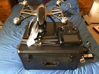 Yuneec typhoon 500k 4K drone