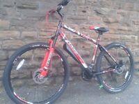 NEW Boss Colt 27.5″ Mens HT Front Suspension Mountain Bike -RRP £399