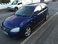 Corsa 1.8 SRi with new MOT. Only 85k miles. Swap/px?