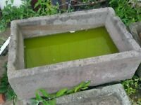 Natural Stone Trough Good Condition Can Deliver