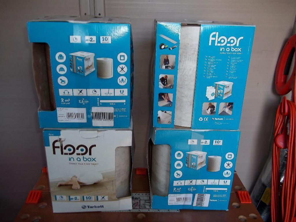 Floor In A Box 2 M 178 Vinyl Design Flooring Self Adhesive