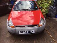 ford ka 2005 1,3 petrol