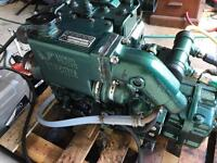 Lister petter LPWS2 ,20hp marine engine and prm gearbox