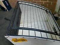 Transit travel cage