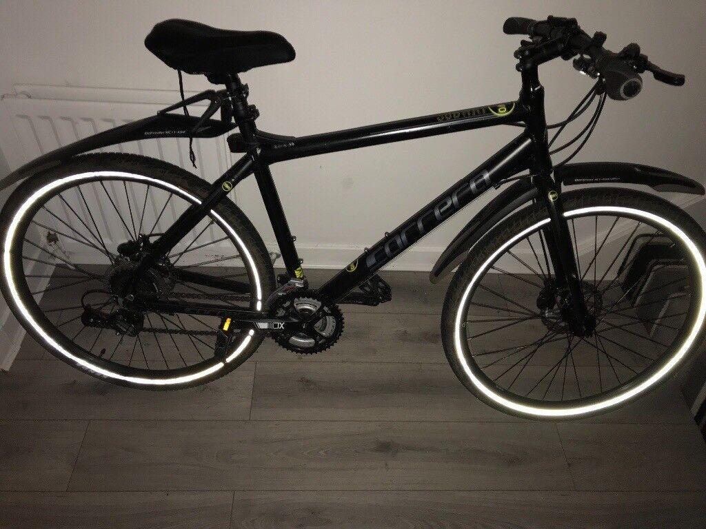Carrera Subway Hybrid bike for sale