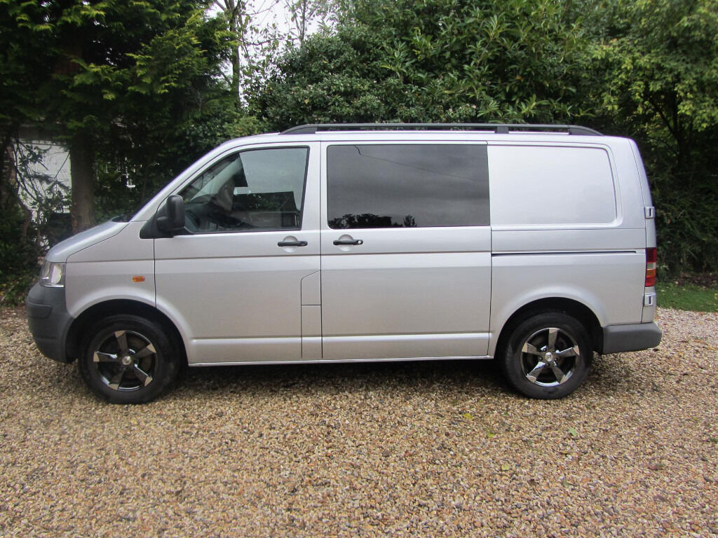 2006 volkswagen transporter t5 2 5 tdi trendline window. Black Bedroom Furniture Sets. Home Design Ideas