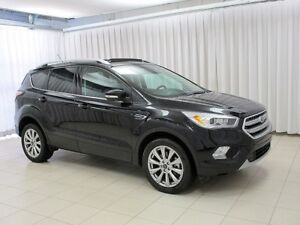 2017 Ford Escape TEST DRIVE THIS BEAUTY TODAY!!! TITANIUM ECOBOO