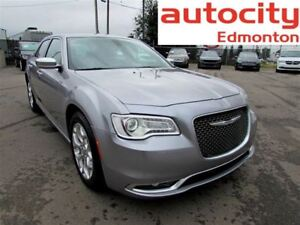 2016 Chrysler 300 Platinum Luxury Series Leather Nav LOW KM