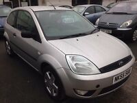 2005 55 Ford Fiesta 1.2 low mileage