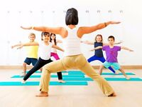 Family Yoga Classes At The Yoga Space