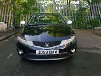 Honda civic 2.2 ictdi type s
