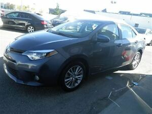 2015 Toyota Corolla LE  Auto  Backup CAM  Bluetooth  Alloys