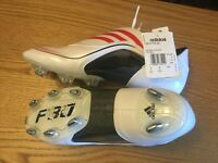 Unworn Adidas F30 football boots uk size 9.