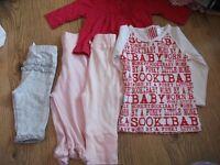 Bundle Of Girls Clothes Newborn-3 Months