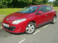 2009 RENAULT MEGANE 1.6 DYNAMIQUE*PRIVATE REG*NEW SHAPE*CHEAP TAX+INS*EL-PACK*MINT COND#FOCUS#ASTRA