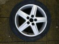 Audi s line alloy wheel 17""
