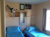 7 nights caravan rental at Cala Gran Fleetwood in the Summer holidays for £550