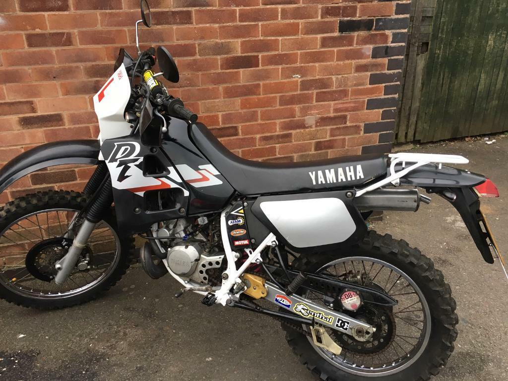 yamaha dtr 125 in anstey leicestershire gumtree. Black Bedroom Furniture Sets. Home Design Ideas