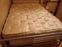 Second Hand double mattress 4'6 x 6'3