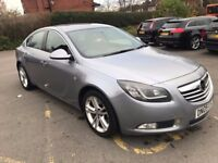Vauxhall Insignia 2.0 CDTi 16v SRi 5dr LONG MOT AUTOMATIC EXCELLENT CONDITION