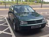 VW Golf GTI 1800 5 door manual - Volkswagen quick sale - Finchley N3