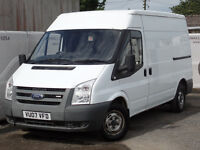 2007 Ford Transit 2.2 TDCi 260 MWB Medium Roof Van