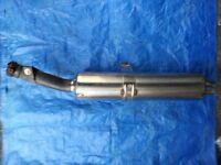 Yamaha Fazer FZS600 silencer