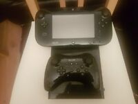 Wii u with pro controller