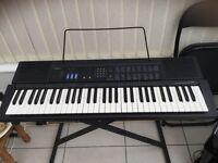 Casio CTK-530 keyboard 61 keys