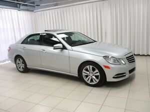 2013 Mercedes-Benz E-Class E300 4MATIC AWD LUXURY SEDAN