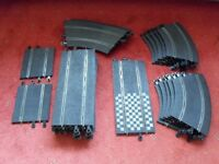 Still for sale 10/12/17. Classic Scalextric Track - 25x Various Pieces.