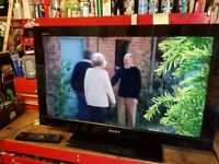 "Sony Bravia 32"" LCD Flat screen TV with built in freeview"