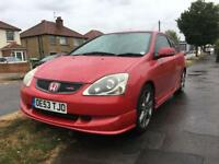 Honda Civic ep3 type r A/C facelift cheap quick sale